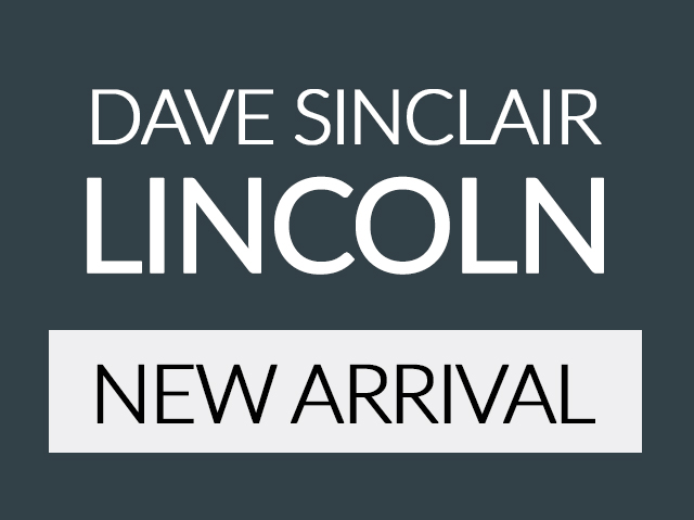 New Arrival for New 2020 Lincoln Nautilus Standard
